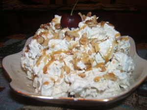 Dessert Salad