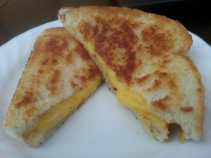 Grilled Cheeese