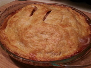 Apple Pie Finish