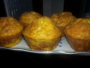 Baked Egg Muffin 1