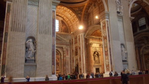 St Peters inside1