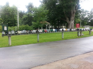Thousand Islands Mailboxes