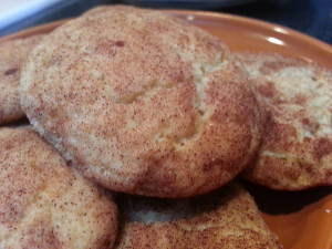 Snickerdoodle Toffee