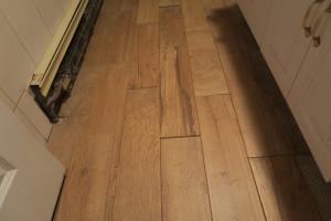 Bathroom Floor new