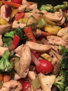 Chicken Stir Fry-6