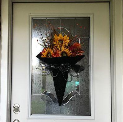 Witch Hat Vase