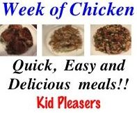 Week of Chicken